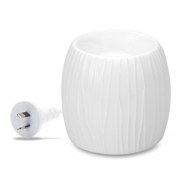 Electric Wax Warmer - White