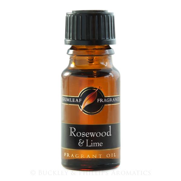 Fragrant Oil - Rosewood & Lime